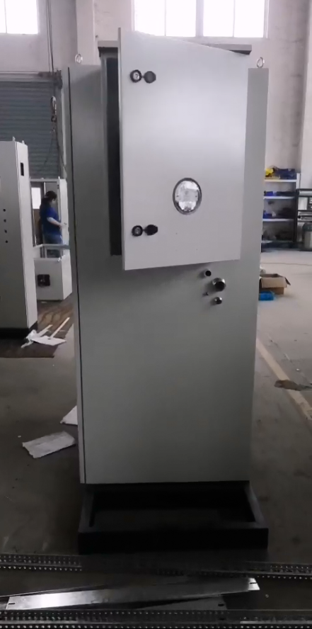 Positive pressure explosion-proof cabinet