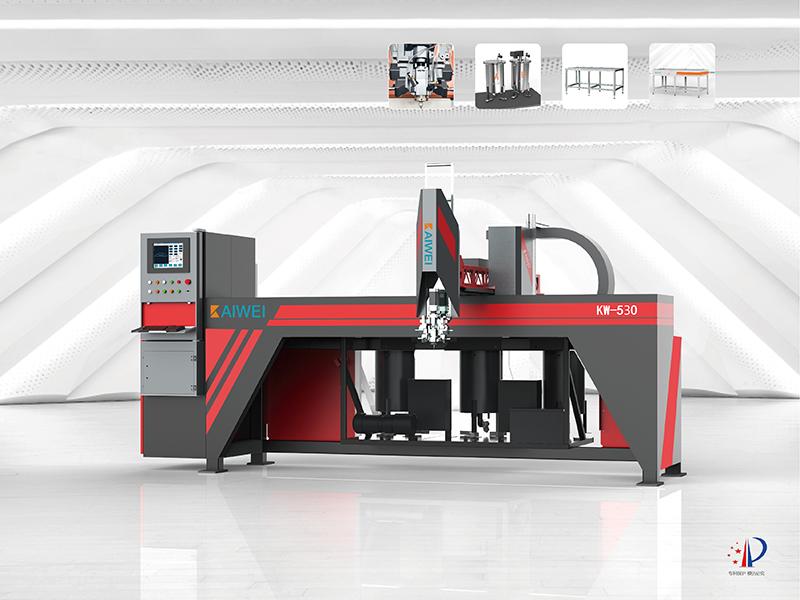 Automatic Foam Sealing Machine KW-530