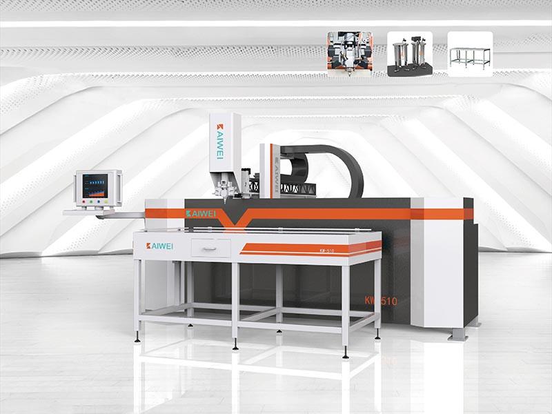 Automatic Foam Sealing Machine KW-510